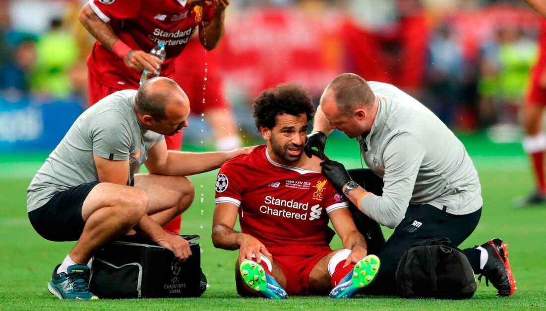 Mohamed Salah Used HBOT Therapy to Treat Groin Injury