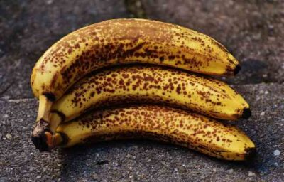 Black Spots on Banana