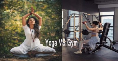 Yoga body vs Gym body
