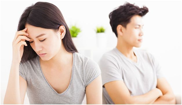 stress in your relationship